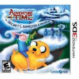 Adventure Time The Secret of the Nameless Kingdom N3DS - Unissex