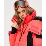 Superdry Snow Puffer Jacke
