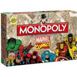 S.A.D. GMBH Monopoly Marvel Comics (Retro Edition)