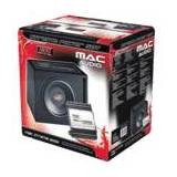 MAC AUDIO Mac Xtreme 2000 Bassreflex-Subwoofer + Verstärker