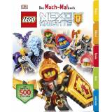 Dorling Kindersley LEGO® NEXO KNIGHTS? Das Mach-Malbuch