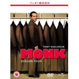 Universal Pictures Monk - Staffel 4