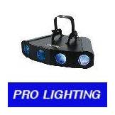 American DJ ADJ LED Quad Gem DMX