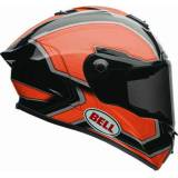 Bell Star Pace Integralhelm Schwarz/Orange