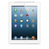 Apple iPad mit Retina Display 64 GB weiß + Mobile Data S