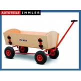 Eckla 77820 Bollerwagen Fun Trailer Long 100 cm