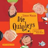 Beck, Rufus - Simon Mason: Die Quigleys (Hörbuch Hamburg) CD Album