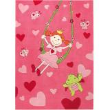 Sigikid Teppich Pinky Queeny  Pinky Queeny, 240 x 170 cm (SK-3743-01)
