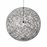 Moooi Random Light LED Pendelleuchte Schwarz Medium