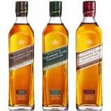 Johnnie Walker Explorers´ Club Collection Blended Whisky 3x 200 ml