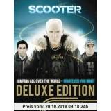 Scooter - Jumping All Over the World-Whatever You Want - Limited Deluxe Edition (2CD + 2DVD + T-Shirt + Autogrammkarte)