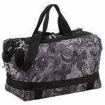 LeSportsac Classic Travel grosse Umhängetasche 55 cm - Fly Away Black