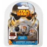 In Ear Kopfhörer, »Disney Star Wars™ Rebels, Chopper«, Grau/ Braun