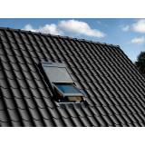 Velux Solar-Rollladen »SSL« MK04, M04, 304 in anthrazit, anthrazit