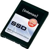 Intenso Solid State Drive »TOP SSD 512 GB«, Schwarz
