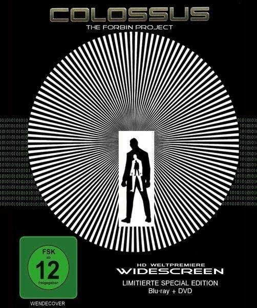 Blu-ray »Colossus - The Forbin Project (DVD)«