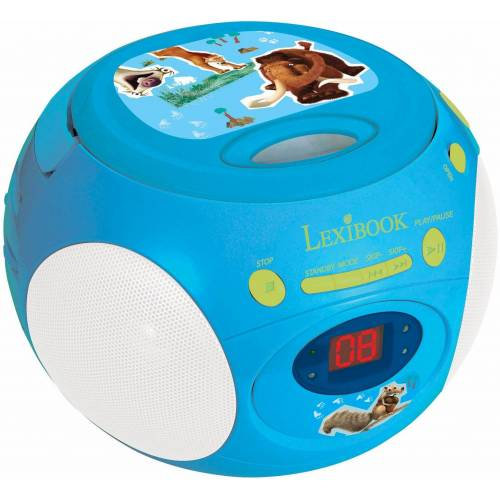 Lexibook® Lexibook Radio CD-Player, »Ice Age«