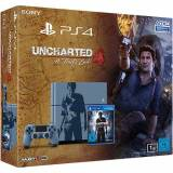 Sony PS4 Konsole 1TB inkl. Uncharted 4 Limited Edition