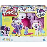 Hasbro Play-Doh My Little Pony Modespaß