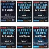 Music Sales Electric Blues Complete 1-6