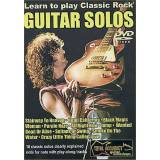 Roadrock International - Lick Library: Learn To Play Classic Rock Guitar Solos 1 DVD