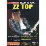Roadrock International - Lick Library: Learn To Play ZZ Top