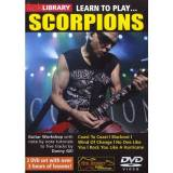 Roadrock International - Lick Library: Learn To Play Scorpions DVD