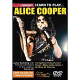 Roadrock International - Lick Library: Learn To Play Alice Cooper DVD