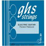 GHS - E-Git.Saiten,09-42,Precision Flatwound,Stainless Steel