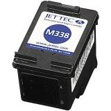 recycled / rebuilt by iColor Recycled Cartridge für HP (ersetzt C8765E No.338), black HC 24ml