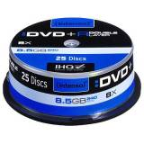 Intenso DVD+R 8,5GB 8x Double Layer, 25er-Spindel