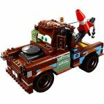 Lego 8677 Cars 2 Hook Ultimate Build Mater