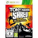 Activision Tony Hawk Shred inkl. Board-Controller (Xbox 360)