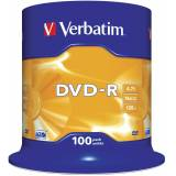 Verbatim DVD-R 16x 4.7GB spindle 100