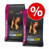 Eukanuba 2x12 kg Daily Care Senior Plus Eukanuba Hundefoder