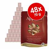 Applaws 48x70 g Applaws Tun Mix portionsposer - Kattemad