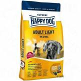 Happy Dog Supreme Fit & Well Adult Light - Økonomipakke: 2 x 12,5 kg