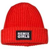 Little Remix Sydni Badge Hat Red One Size