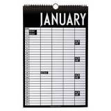 Design Letters Monthly Planner One Size