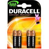 Duracell AAA Basis 4 pcs Batterier