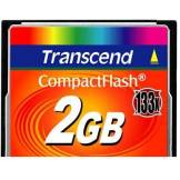 Transcend 2GB Compact Flash (CF)