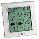 TFA-Dostmann TFA Dostmann Galileo Satellite Wireless Weather Station 35.5003.IT White
