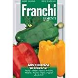 Seeds of Italy Ltd Franchi Mixed Bell Peppers