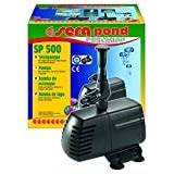 Sera 30020Pond SP 500750L/H Pond Pump with 18Watt with Hmax: 1.0m) Suitable for Small Filter Systems and Fountain