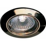 FLASH LIGHT DOWNLIGHT DL 83 12V MESSING (83MM)