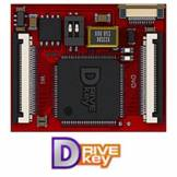Nintendo Wii DriveKey chip-kit