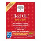 New Nordic Healthcare Aps. Red Oil Krill Olie 120 kapsler
