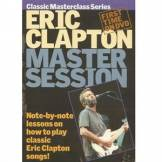 Music Sales Eric Clapton - Master Session-DVD