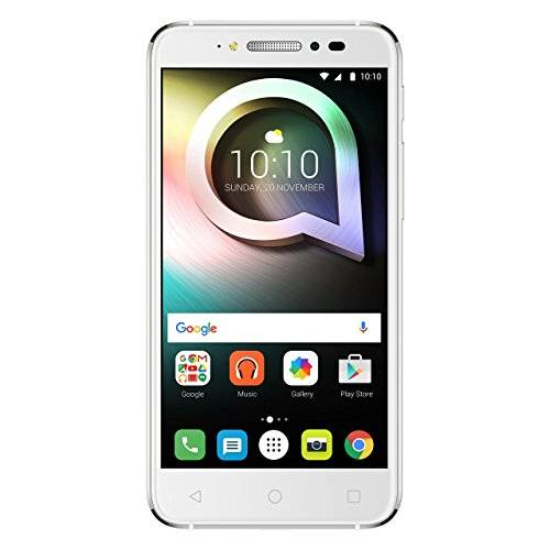 Alcatel 5080X 16GB 4G Color Blanco - Smartphone (Solo SIM, Android, Edge, GPRS, gsm, HSPA+, UMTS, Micro-USB, 6.0 Marshmallow)
