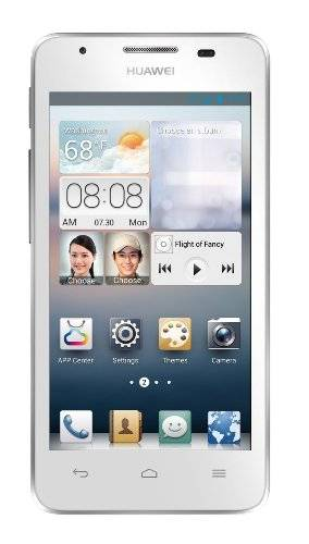 Huawei Ascend G510 - Smartphone libre Android (pantalla 4.5